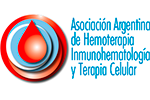 Asociación Argentina de Hemoterapia, Inmunohematología y Terapia Celular